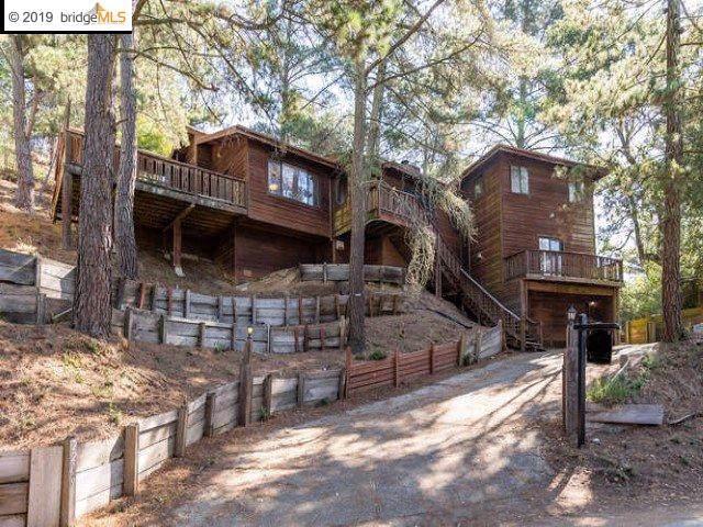 2200 Arrowhead Dr, Oakland, CA 94611 (#EB40887272) :: Intero Real Estate