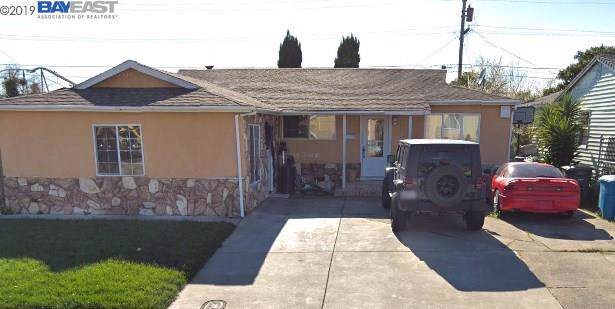 Simonton St, Vallejo, CA 94589 (#BE40888898) :: Live Play Silicon Valley