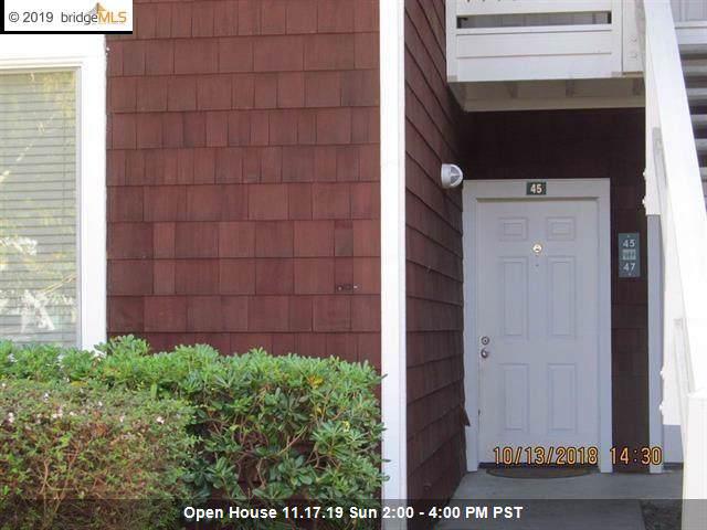 45 Bayside Court, Richmond, CA 94804 (#EB40888920) :: The Realty Society