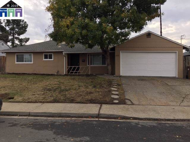 612 Gary Ave, Antioch, CA 94509 (#MR40890273) :: The Kulda Real Estate Group