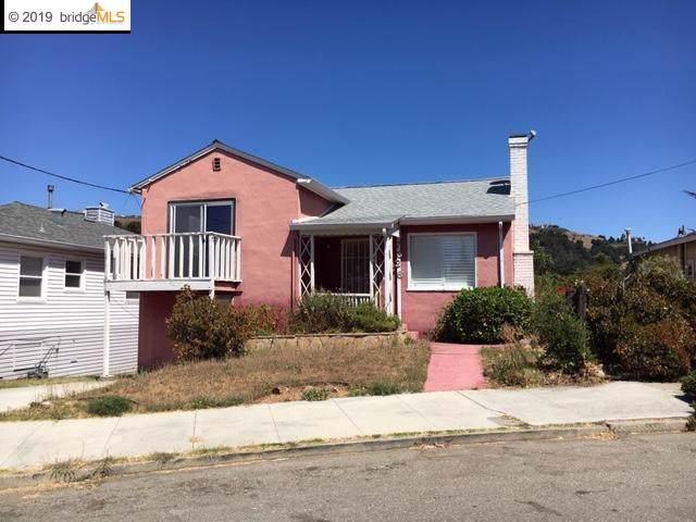 7626 Sterling Dr, Oakland, CA 94605 (#EB40890670) :: The Kulda Real Estate Group