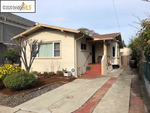 584 63rd St., Oakland, CA 94509 (#EB40892425) :: Real Estate Experts