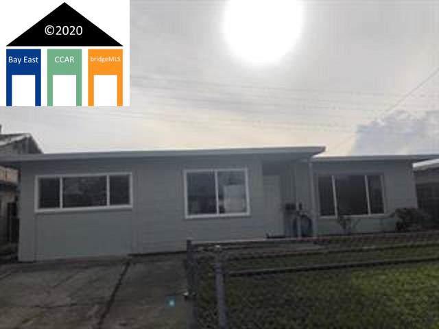 512 Harrison, Richmond, CA 94806 (#MR40892504) :: RE/MAX Real Estate Services