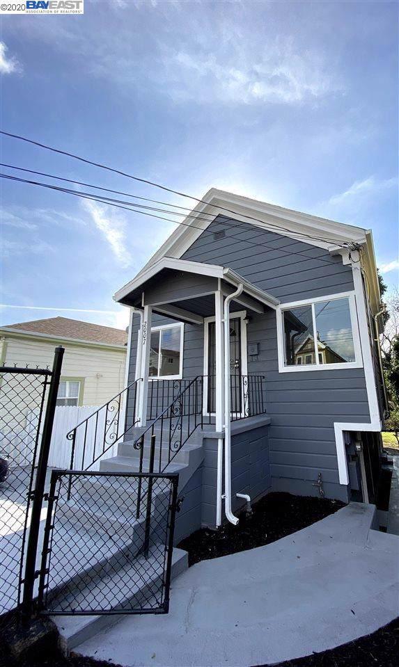 2007 E 22ND ST, Oakland, CA 94606 (#BE40892724) :: The Realty Society