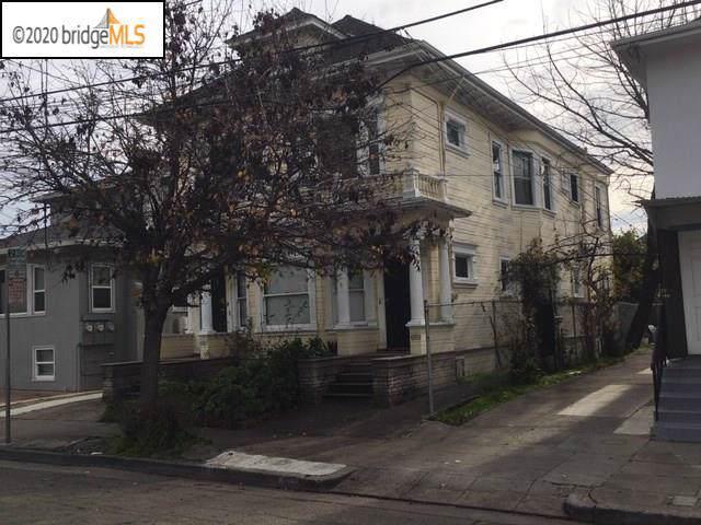 689 Apgar St, Oakland, CA 94609 (#EB40893023) :: The Sean Cooper Real Estate Group