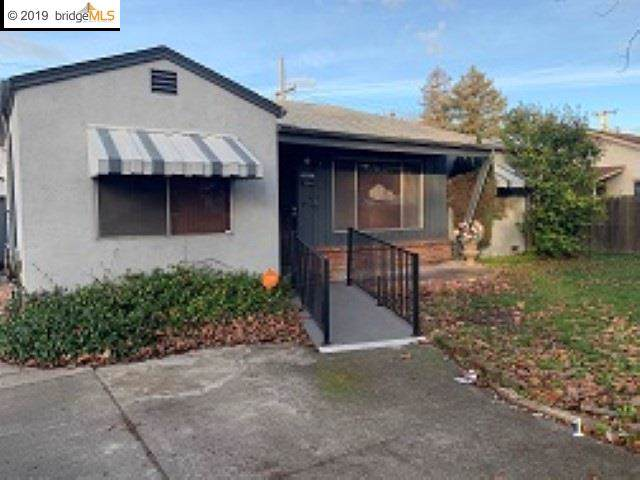 2924 Georgia St, Vallejo, CA 94591 (#EB40893069) :: Strock Real Estate
