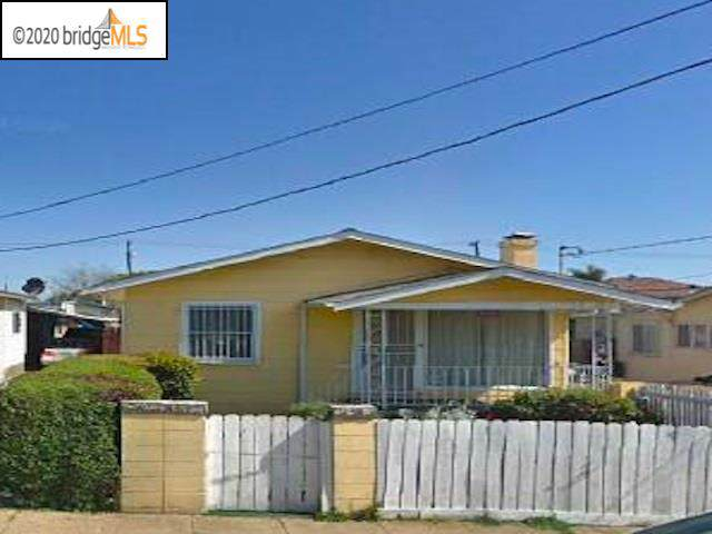 1480 81st Avenue, Oakland, CA 94621 (#EB40893728) :: Keller Williams - The Rose Group