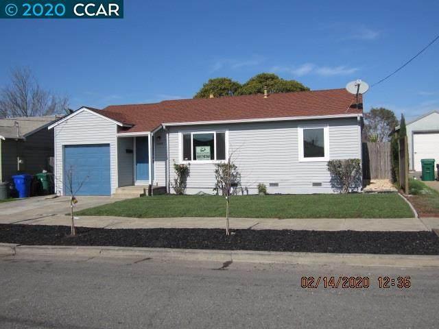 2935 Humphrey Ave, Richmond, CA 94804 (#CC40895552) :: RE/MAX Real Estate Services