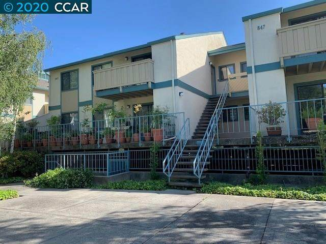 847 Woodside Way, San Mateo, CA 94401 (#CC40895940) :: Keller Williams - The Rose Group