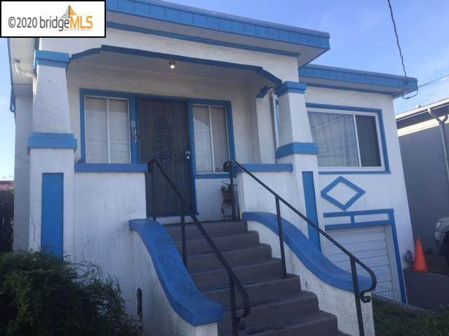 895 47Th St, Oakland, CA 94608 (#EB40896255) :: The Goss Real Estate Group, Keller Williams Bay Area Estates