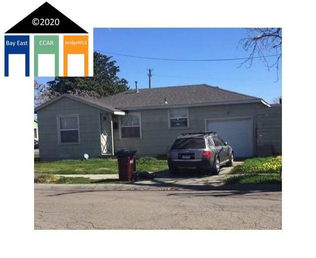 460 Ghormley Ave, Oakland, CA 94603 (#MR40898072) :: Alex Brant Properties