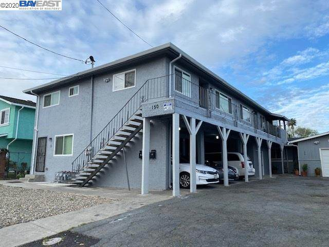 150 Marin Ave, Bay Point, CA 94565 (#BE40899940) :: The Kulda Real Estate Group