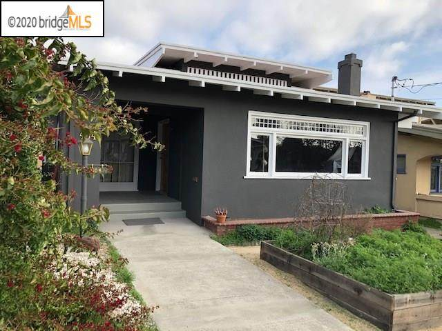 464 Haddon Rd, Oakland, CA 94606 (#EB40900131) :: Real Estate Experts