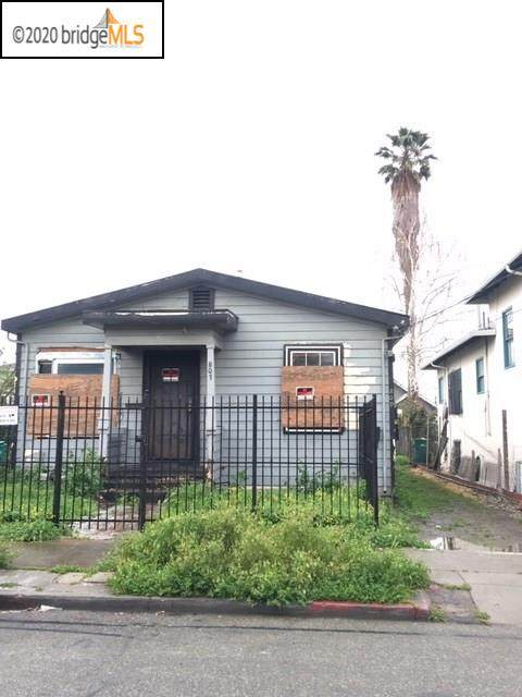 807 47Th St, Oakland, CA 94608 (#EB40900264) :: The Kulda Real Estate Group