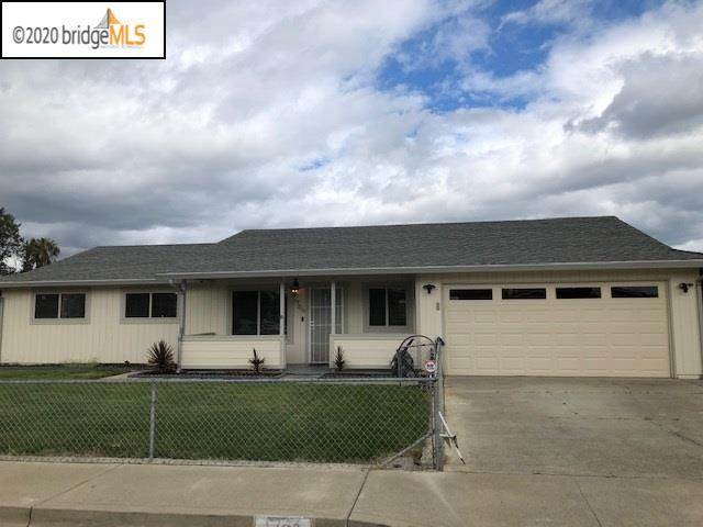 1766 Ashwood Dr, Oakley, CA 94561 (#EB40900271) :: Real Estate Experts