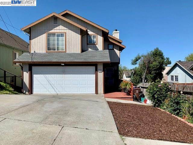 310 Napa Ave, Rodeo, CA 94572 (#BE40900299) :: Real Estate Experts
