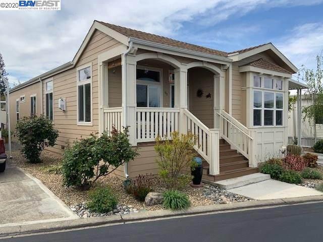 3263 Vineyard Ave 95, Pleasanton, CA 94566 (#BE40901545) :: Strock Real Estate
