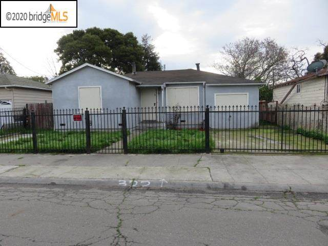 322 Ashton Ave, Oakland, CA 94603 (#EB40902925) :: Real Estate Experts