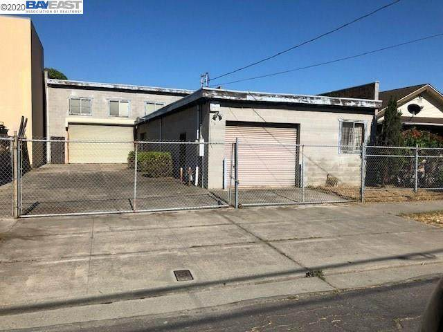 116 S 4th, Richmond, CA 94806 (#BE40907895) :: Robert Balina | Synergize Realty