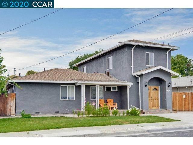 469 Jensen St, Livermore, CA 94550 (#CC40908889) :: The Sean Cooper Real Estate Group