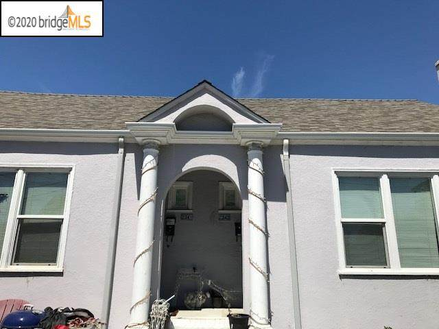 2343 7th Ave, Oakland, CA 94606 (#EB40908896) :: Strock Real Estate