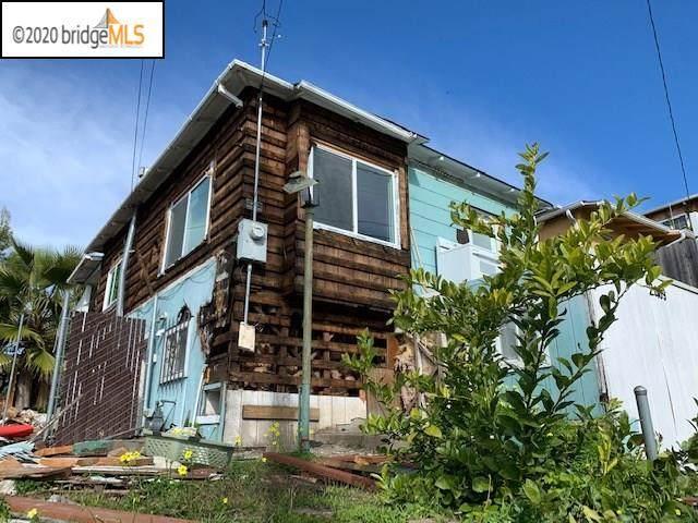 2469 Potter St, Oakland, CA 94601 (#EB40909850) :: Strock Real Estate