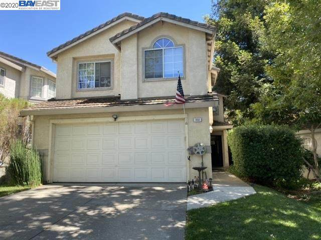 950 Country Run Dr, Martinez, CA 94553 (#BE40910826) :: The Sean Cooper Real Estate Group
