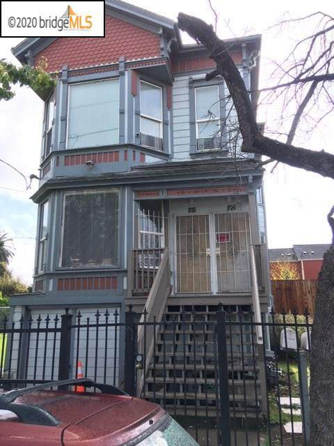 816 Pine St, Oakland, CA 94607 (#EB40913897) :: Real Estate Experts