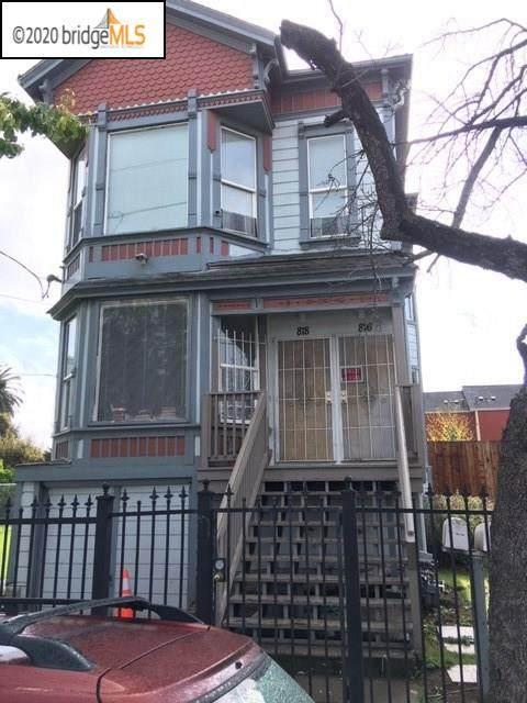 816 Pine St, Oakland, CA 94607 (#EB40913897) :: Olga Golovko