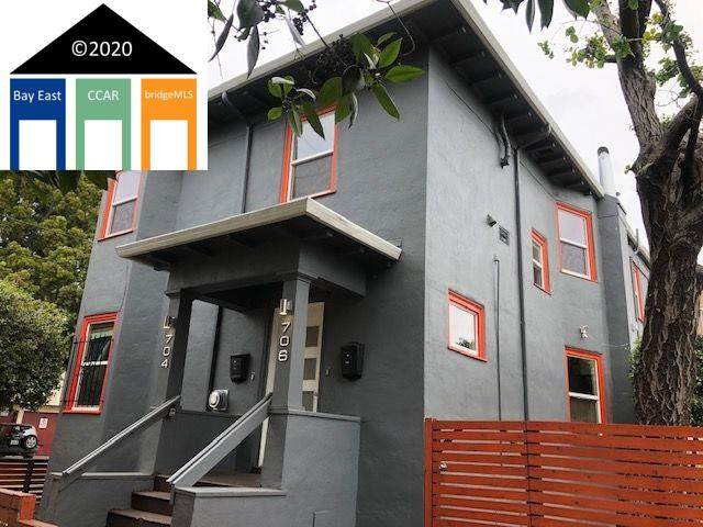 E 17th Street, Oakland, CA 94606 (#MR40914189) :: Strock Real Estate