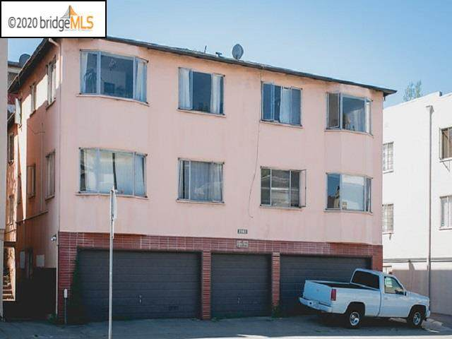 2282 Park Blvd, Oakland, CA 94606 (#EB40915190) :: Strock Real Estate