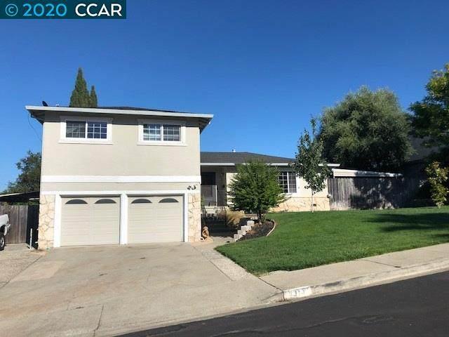 1314 Tina Ct, Martinez, CA 94553 (#CC40915833) :: Real Estate Experts