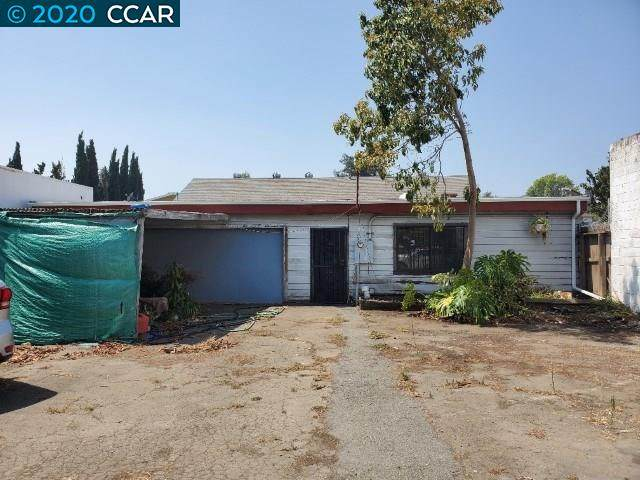362 Parker Ave, Rodeo, CA 94572 (#CC40918823) :: Strock Real Estate