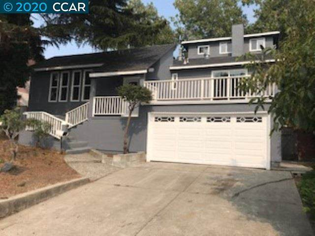 2658 Mira Vista Dr, Richmond, CA 94805 (#CC40919427) :: RE/MAX Gold