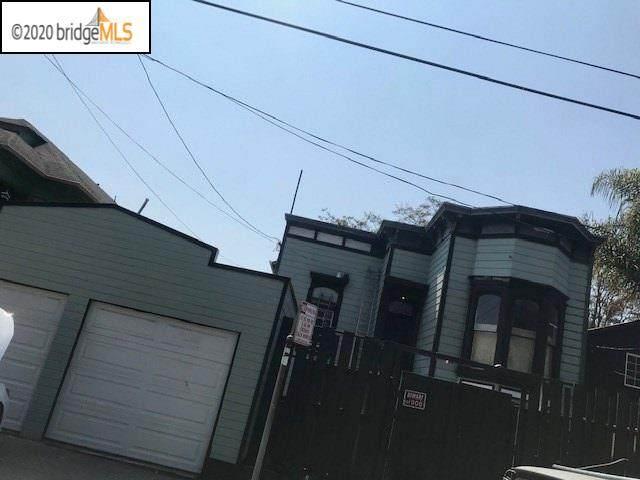 1681 13Th St, Oakland, CA 94607 (#EB40920040) :: The Realty Society