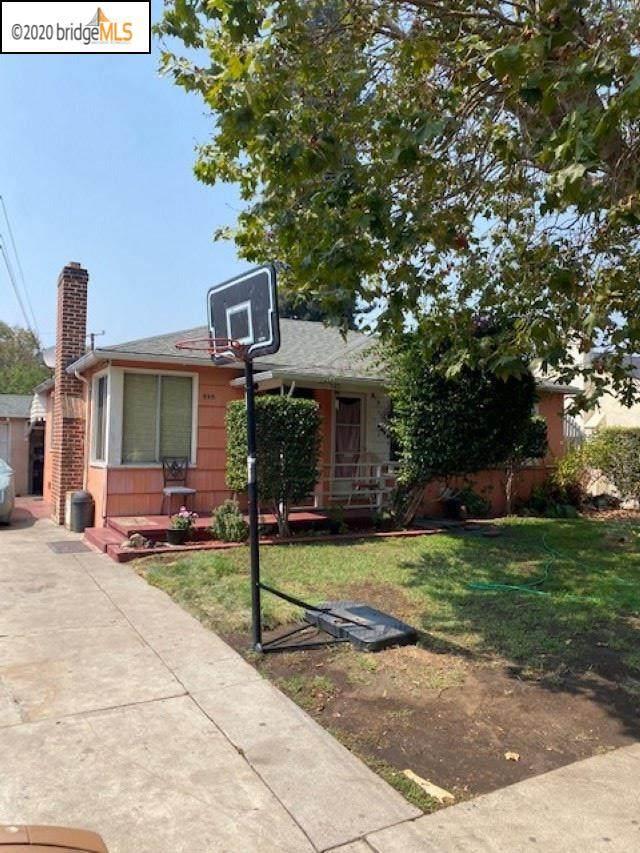 595 El Paseo Dr, Oakland, CA 94603 (#EB40921325) :: The Sean Cooper Real Estate Group
