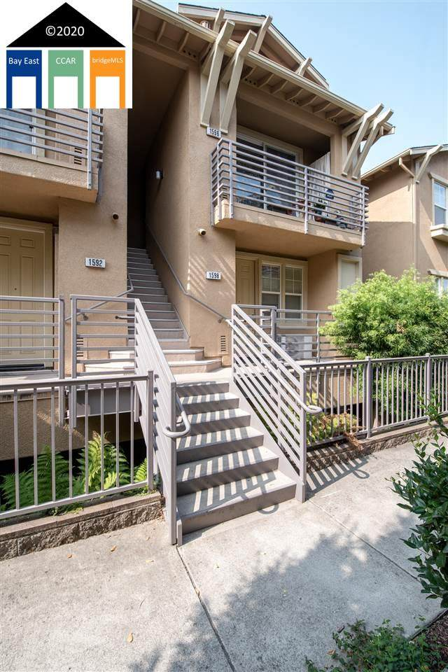 1596 Tucker St 57, Oakland, CA 94603 (#MR40921581) :: Strock Real Estate