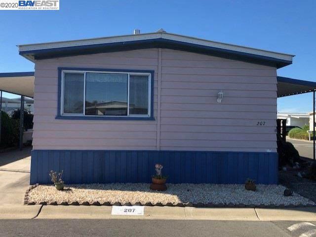 4141 Deep Creek Road #207 207, Fremont, CA 94555 (#BE40922650) :: Real Estate Experts