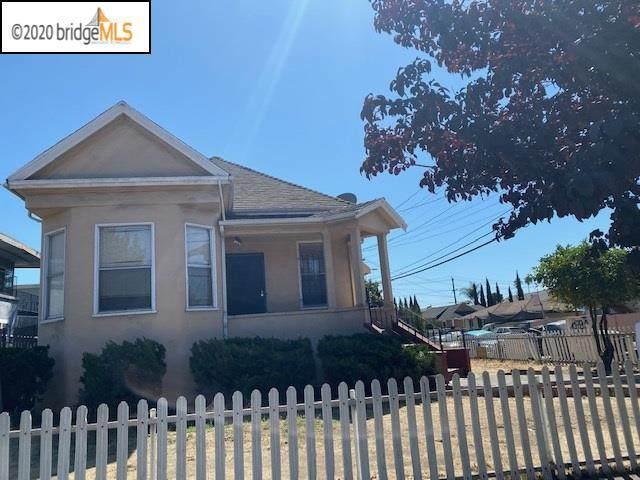 1902 90Th Ave, Oakland, CA 94603 (#EB40922750) :: Strock Real Estate