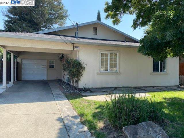 4478 Cahill St, Fremont, CA 94538 (#BE40922317) :: The Realty Society