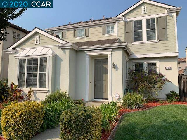 261 Hollister Ave, Alameda, CA 94501 (#CC40924888) :: Intero Real Estate