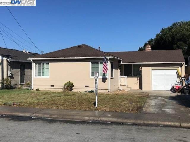 16056 Via Descanso, San Lorenzo, CA 94580 (#BE40925301) :: The Realty Society