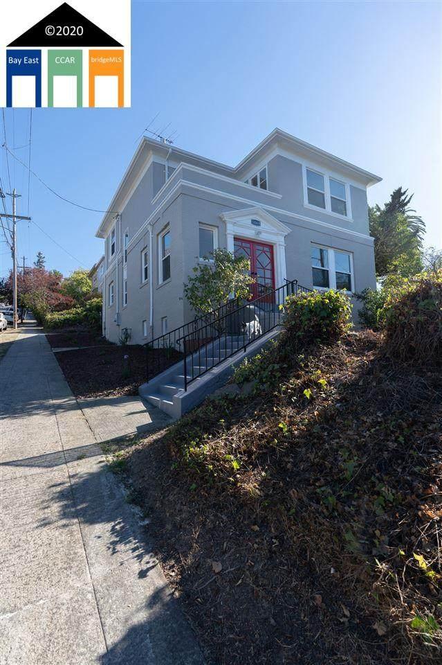 1068 Walker Ave, Oakland, CA 94610 (#MR40926769) :: The Kulda Real Estate Group