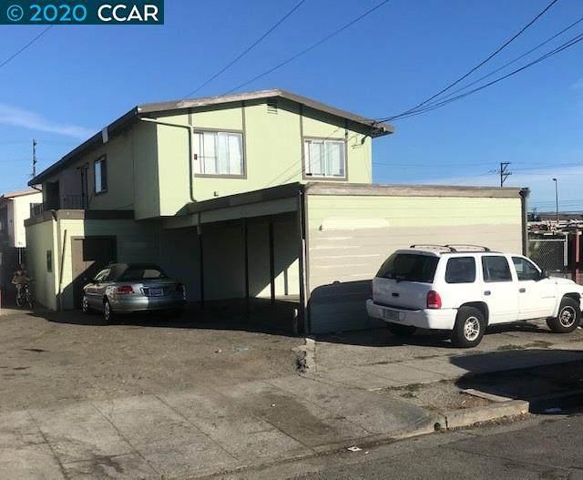 4 1St St, Richmond, CA 94801 (#CC40926902) :: RE/MAX Gold