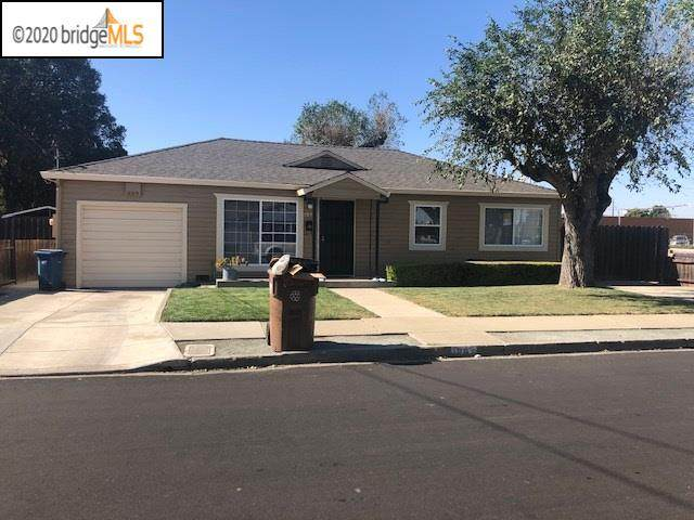 1802 Evergreen Ave, Antioch, CA 94509 (#EB40927138) :: The Kulda Real Estate Group