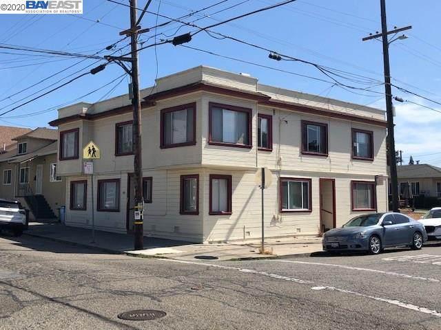 2701 Grant St, Berkeley, CA 94703 (#BE40927254) :: Strock Real Estate
