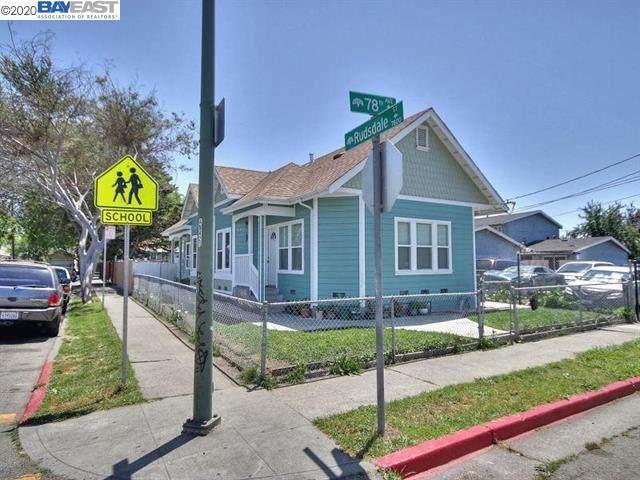1188 78th, Oakland, CA 94621 (#BE40927988) :: The Realty Society