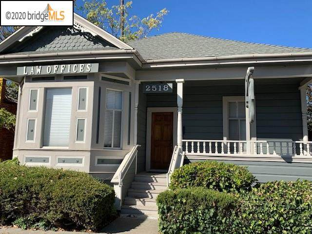 2518 San Pablo Ave, Pinole, CA 94564 (#MR40928103) :: The Kulda Real Estate Group