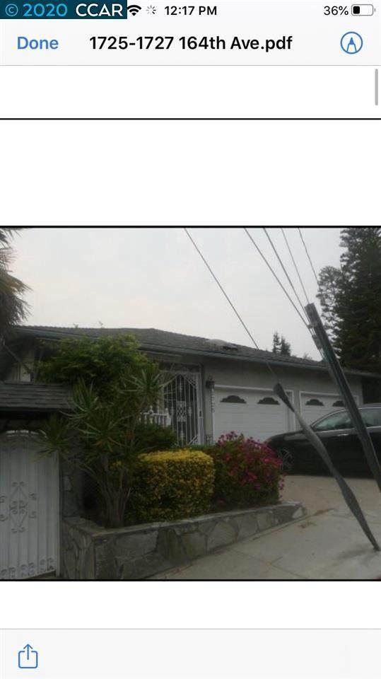 1725 164Th Ave, San Leandro, CA 94578 (#CC40928864) :: The Kulda Real Estate Group