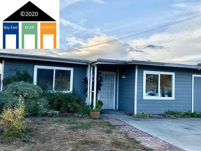 4409 Bell Way, Richmond, CA 94806 (#EB40929003) :: The Realty Society